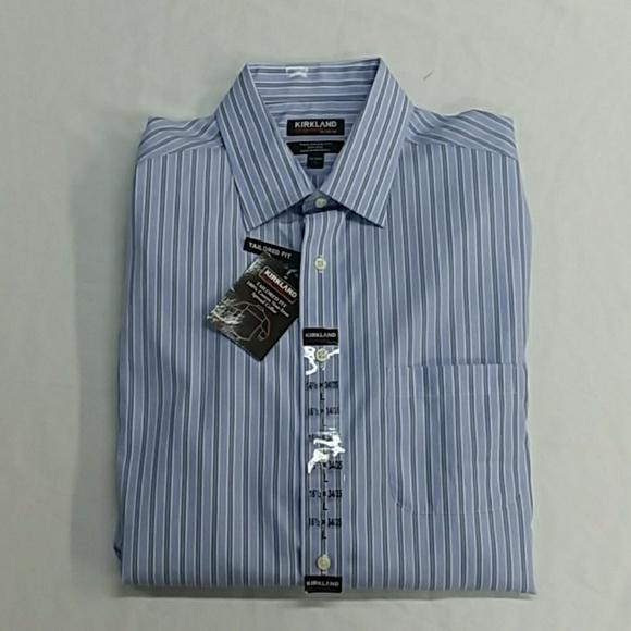 470f93b94b4 Kirkland signature men s tailored dress shirt